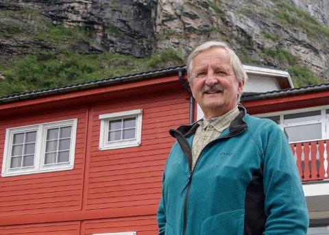 Jostein Trædal fikk et oppsving han ikke hadde drømt om.