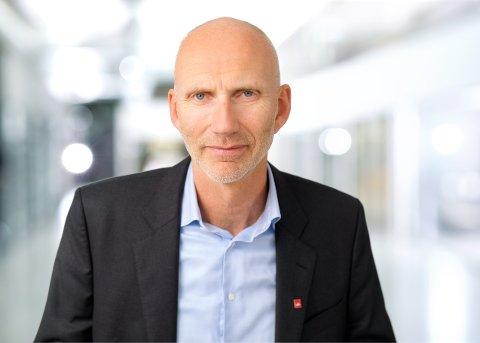 Konserndirektør Hans Olav Sørlie.