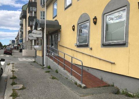 Siden 80-tallet har det vært drevet overnattingssted i Storgata 39 i Bodø.