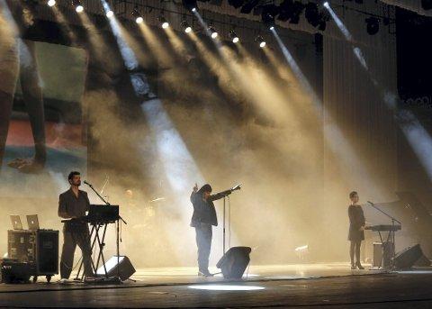 Laibach, som var det første vestlige rockebandet med konsert i Nord-Korea, kommer til Bergen i mars.