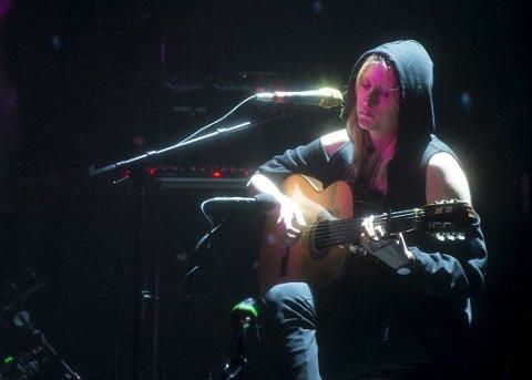 Susanne Sundfør spilte gjennom sitt kritikerroste album «Music for People in Trouble» i Grieghallen i september i fjor. I mai er hun tilbake.