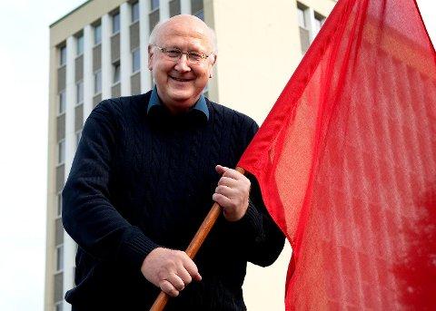 Torstein Dahle (71) tar ikke gjenvalg ved neste års kommunevalg. (Arkiv)