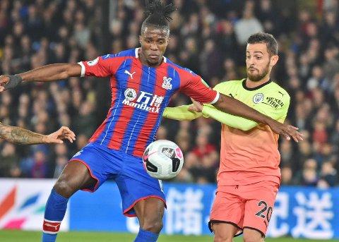 Crystal Palace og Wilfried Zaha har slitt på hjemmebane denne sesongen.