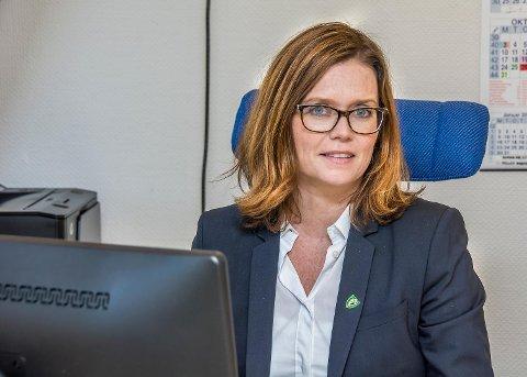 ØNSKET RÅD, IKKE RETTEN: Rådmann Gro Anita Trøan sier at hun signerte en avtale på at B&G-saken skulle løses utenfor retten.