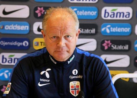 TID: Per Mathias Høgmo må få mer tid som nors landslagssjef, mener en som tok kontakt med Min Linje.