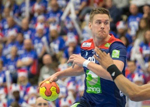 Espen Lie Hansen får ikke spille for Nantes. Årsaken er trolig at han skal til Drammen etter sesongen.