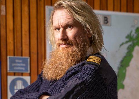 NY ROLLE: Rune Temte spiller «Aksel» i sesong to av den nordiske serien «Rig 45». Han har også flere andre spennende prosjekter på lur.
