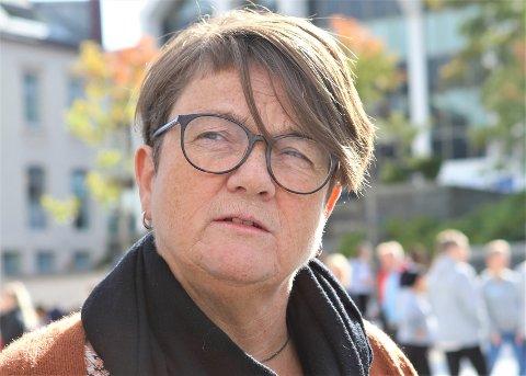 Ordførar Anne Kristin Førde (Ap)