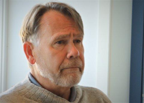 VIL KARTLEGGJE: Florø Industri og Næringsforening, her ved leiar Bjørn Hollevik, har no sendt ut brev til medlemsverksemdene sine for å få oversikt over konsekvensar av den nye og forhøga eigedomsskatten i Kinn kommune.