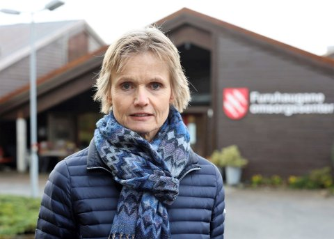 I BEREDSKAP: Kommunalsjef Norunn Stavø har sett Heimetenesta i beredskap