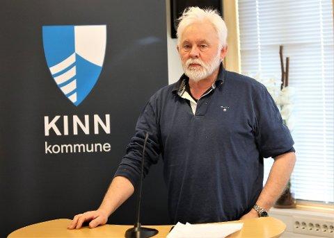 Kommuneoverlege Jan Helge Dale.