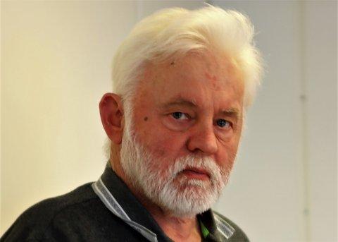 KOMMUNEOVERLEGE: Jan Helge Dale, kommuneoverlege i Kinn.