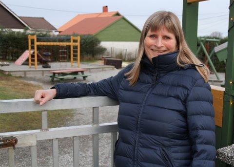 Gro Hovland, styrar i Nyheimvegen og prosjektstyrar for nye Nepjarhaugen barnehage.