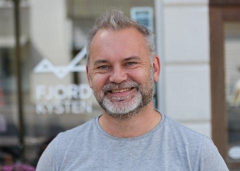 NY LEIAR PÅ SVANØY: Ola Teigen blir ny styreleiar i Svanøy Stiftelse.