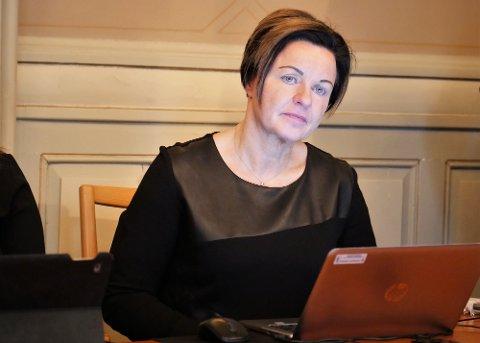 BEKLAGET: Kommunedirektør Nina Tangnæs Grønvold har nå sendt avgårde utlysningen for ny BPA-konsesjon.