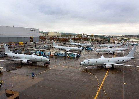 P-8 Poseidon er flyet som skal erstatte dagens maritime patruljefly P-3 orion. De nye maritime patruljeflyene skal ha base på Evenes.