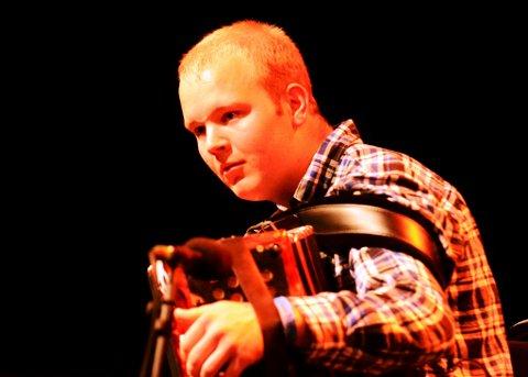 Jørn Kjetil Solbakken, Vågå, spelte godt i durspeltevlinga.