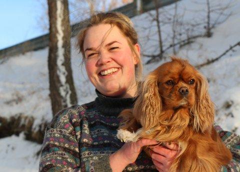 Trine Turtum (25) fra Vågå er med i den 17. sesongen av «Jakten på kjærligheten».