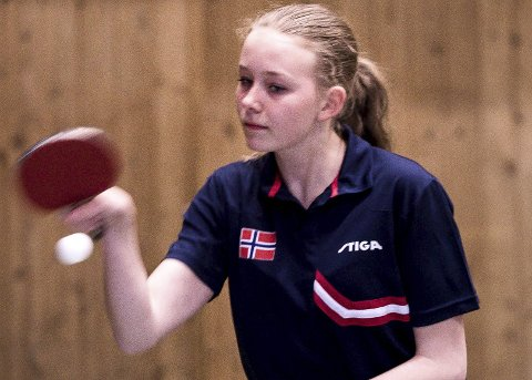 GULL: Lisa Marie Lange var med på Norges gullag. Arkivfoto: Tom Gustavsen