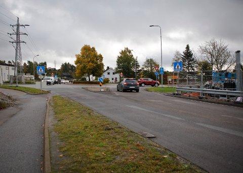 BRÅK: I kveld kan bli støy fra BRA-veien når asfalten skal skrapes vekk.