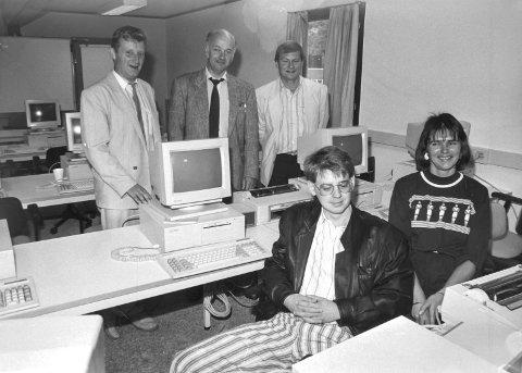 Hardanger Vekst i august 1988.