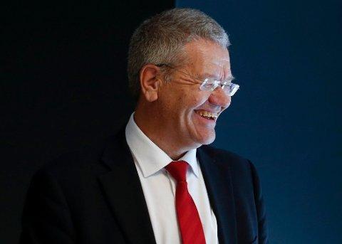 NYTTÅRSMOTTAKELSE: Ordfører Arne-Christian Mohn inviterer til nyttårsmottakelse i Festiviteten. Der kan billetter hentes.