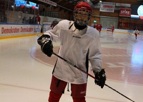STJERNEN: Feodor Konovalov har meldt overgang fra Kirkenes Puckers til Stjernen Hockey.