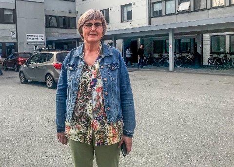 REKRUTTERING: Klinikksjef Ingeborg Eliassen kan overfor iFinnmark fortelle at tre av seks assistentleger er erstattet, og at man gjør ulike tiltak for å finne de tre neste.