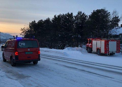 Fredag var det en liten pipebrann i en privatbolig i Løkkeveien. Brannvesenet fikk raskt kontroll.