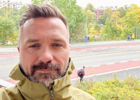 FORNØYD: - Når du driver med festival må du tenke nøye gjennom hvert øre du bruker, sier Sørøyrockens Ken Arne Brox som er svært fornøyd med resultatet for 2019.