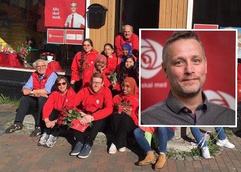 YDMYK: – Jeg ser frem til å utvikle politikken videre sammen med en solid gjeng i partiet, sier ny leder Eskil Remme Kleven i Harstad Arbeiderparti.