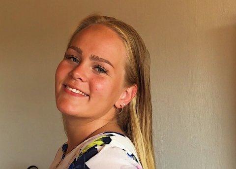 Margrethe Lindrup fra Aurskog er engasjert i lokalpolitikken.