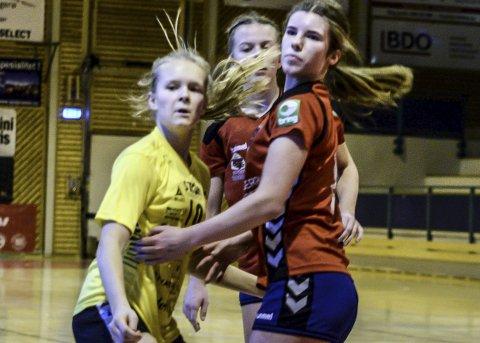 Maja Furu Sæteren scoret 13 mål mot topplaget Hønefoss.