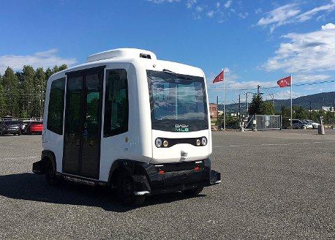 Nettbuss ønsker å ta del i den spennende utviklingen i bransjen, og har gått til innkjøp av en førerløs buss.