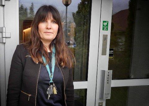 Det ble en spesiell fredag for Siri Syvertsen, rektor ved Numedal vidregående skole.