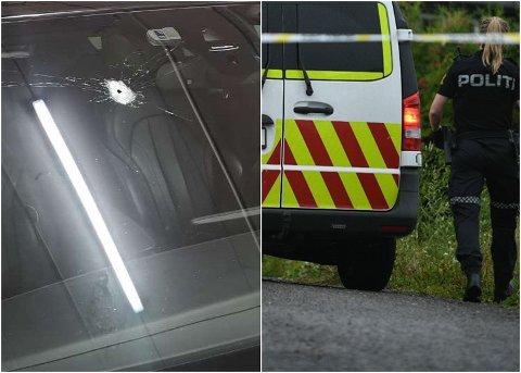 DRAMATISKE HENDELSER: I sommer har det oppstått alvorlige hendelser i kommunen, blant annet drapsforsøket på Skårersletta og drapet på Fjellhamar.