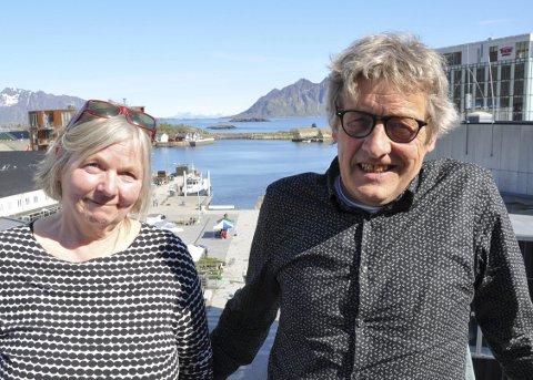Går av: Grete Granli og Jan Erik Johansen skal pensjonere seg før sommeren.Foto: Åshild Marita Håvelsrud