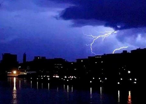 Meteorologene melder om svært skiftende vær torsdag