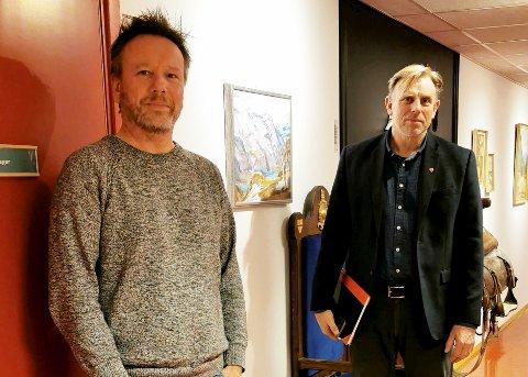 Soknerådsleiar Erik Lillebårten har hatt møte med ordførar Harald Sve Bjørndal i dag, torsdag.