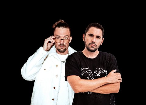 BOOKET: Dimitri Vegas & Like Mike har blitt kåret til verdens beste DJs.