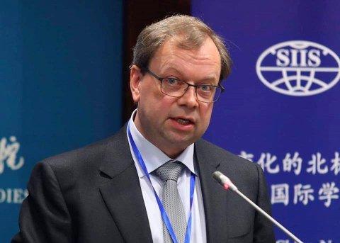 SKIFTER JOBB: Professor og tidligere  prorektor Kenneth Ruud ved UiT.