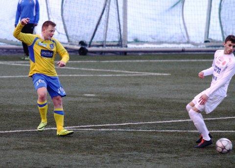 Lars Levorstad scoret Skis trøstemål mot Østsiden.