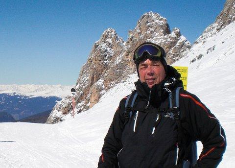 ANDREAS RØDVEN: Tidligere generalsekretær i Alpinanleggenes Landsforening.