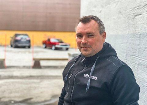 NYE OMRÅDER: Avdelingsleder Tom Arild Jensen må langt sjeldnere enn tidligere jakte veggdyr og kakerlakker. Det skyldes pandemien.