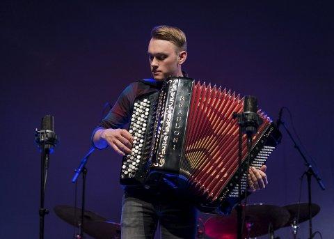 Rune Frydelund Rostad: Startet sin musikalske karriere som tiåring.