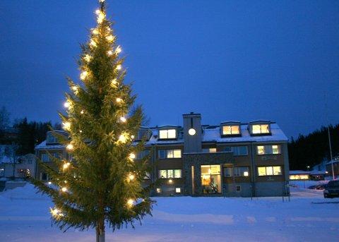 Det blir nok jul i Hattfjelldal i år også, men trolig med en økonomisk bismak.