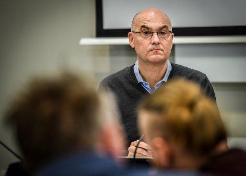 - Nå blir det administrerende direktør sitt ansvar å ta dette videre, sier styreleder i Helgelandssykehuset, Dag Hårstad.