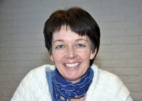 Operasjef Kari E. Bekken.