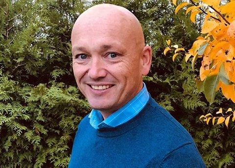 NY DAGLIG LEDER: Runar Vinjevoll (46).