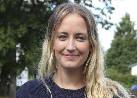 ORDFØRER? Sandra Bruflot er den beste kandidaten. Hun framstår som dyktig, hardt arbeidende og seriøs, sier Eva Bekkelund-Eriksen i dette innlegget. foto: privat